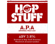 Hop Stuff Brewery Ltd A.P.A.