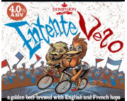 Dominion Brewery Company Entente Velo