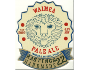 Hastings Brewery Hastings Handmade 22 Waimea Pale Ale