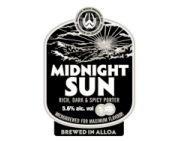 Williams Brothers Brewing Co Midnight Sun