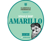 Clarence & Fredericks Brewing Co Single Hop Amarillo