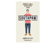The Gipsy Hill Brewing Company Southpaw
