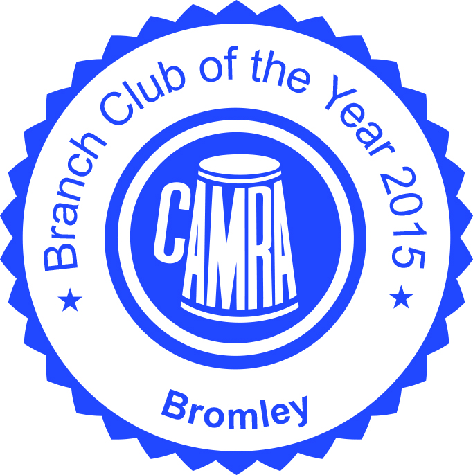 Club of the Year - Bromley 2015